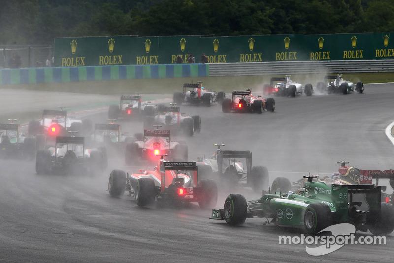 10.- Gran Premio de Hungría 2014