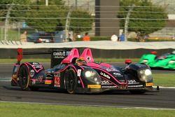 #42 OAK Racing Nissan Morgan: Gustavo Yacaman, Ho-Pin Tung