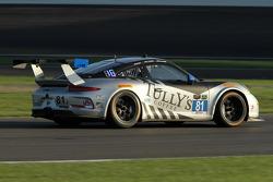 #81 GB Autosport 保时捷 911 GT America: 马特·贝尔, 达米恩·福克纳