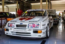 #99 Ford RS500: Martin Johnson, Andy Woods-Dean