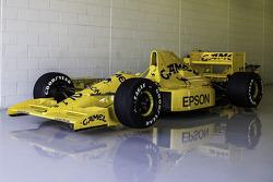 Lotus 101: Saturo Nakajima