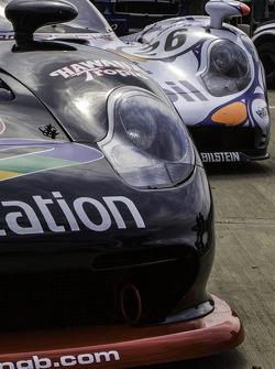 Porsche GT1: détails