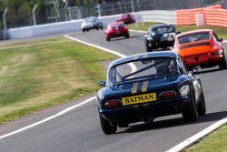 #50 Lotus Elan S2: Richard Bateman, Roger Barton