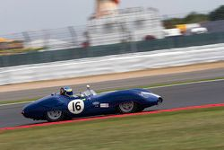 #16 Lister Costin Jaguar: Richard Kent