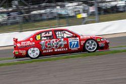 #70 Nissan Primera: David Jarman