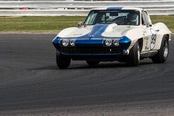 #99 Chevrolet Corvette: Craig Davies, Tim Harvey