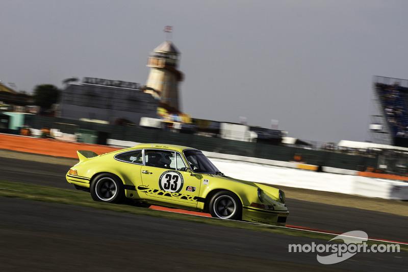 #33 Porsche 911 RSR: Mark Bates