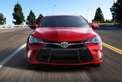 The 2015 Toyota Camry