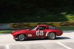 #68 1967 Corvette: Curt Kallberg