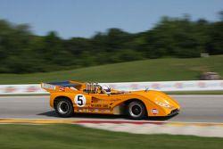 #5 1971 McLaren M8F: Chris MacAllister