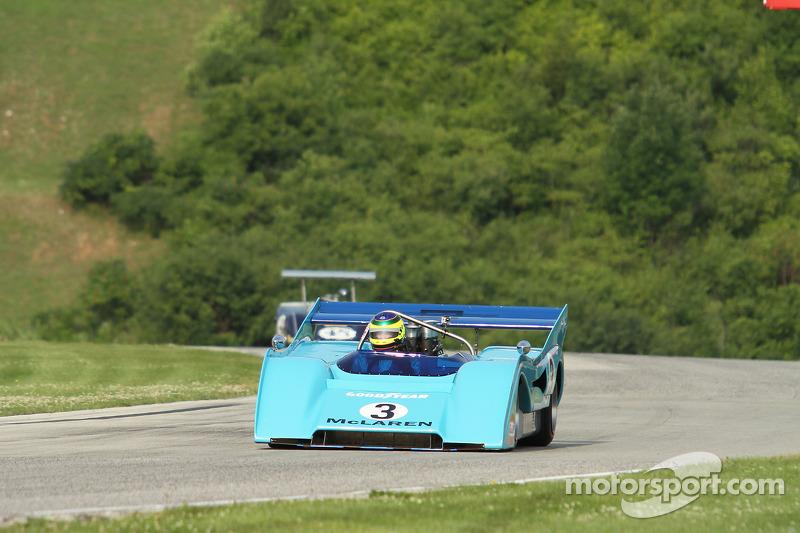 #3 McLaren M8F:Rick Knoop