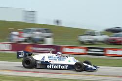 #4 1978 Tyrrell 008: John Goodman