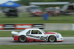 #65 1985 Ford Mustang Cobra:Craig Olson