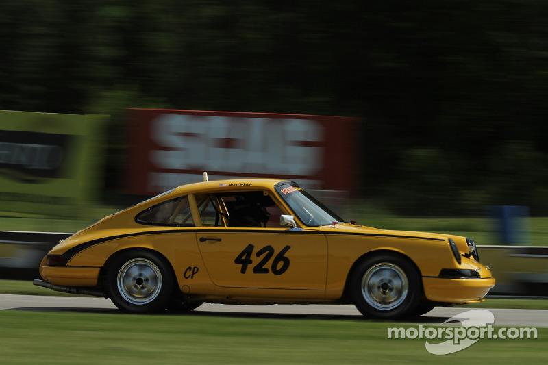 #426 1966 保时捷 911: 阿历克斯·韦尔希