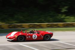 #7 1965 Lola T70 Mk I : Johan Woerheide