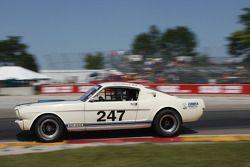 #247 1966 Shelby GT350: Claude Malette