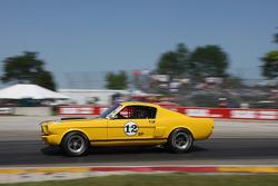 #12 1965 Ford Mustang GT: John Safro