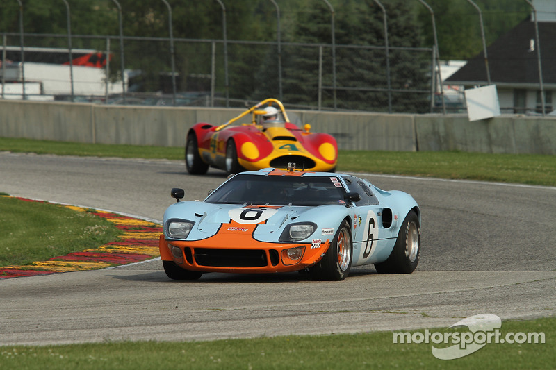 #6 SPF GT40: Mac McCombs