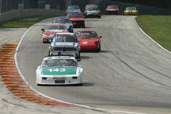 #143 1971 Porsche 914/6: Tim Green