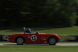 #13 1960 AH Sprite MkI: John Daniels