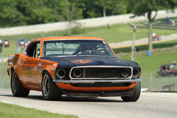 #23 1969 Ford Mustang: Tom Cantrell