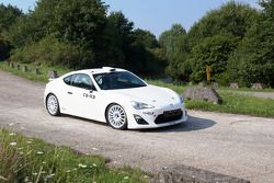 Test Toyota GT86 CS-R3