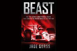 Jade Gurss书籍《野兽》的封面