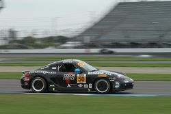 #50 BERG Racing Porsche Cayman: Cody Ellsworth, Corey Lewis
