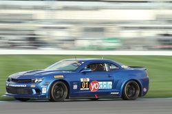 #01 CKS Autosport Camaro Z/28.R: Eric Curran, Lawson Aschenbach