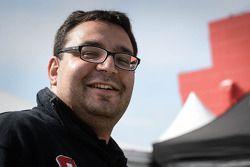 Teammanager Dominik Greiner, ALL-INKL.COM Münnich Motorsport