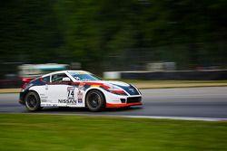 #74 Doran Racing 日产 Nismo: BJ 扎凯厄斯