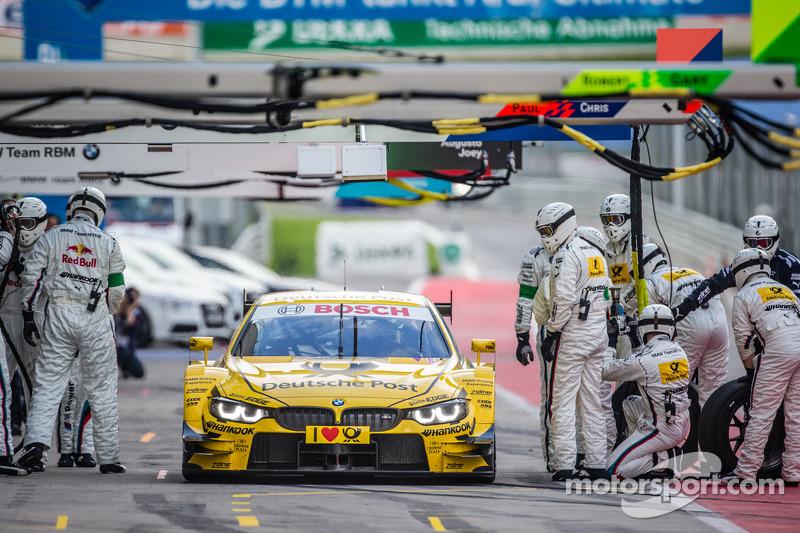 Timo Glock, BMW Team Mtek BMW M4 DTM