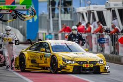 Timo Glock, BMW MTEK Takımı BMW M4 DTM