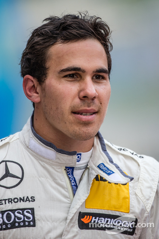 Robert Wickens, HWA DTM Mercedes AMG C-Coupé
