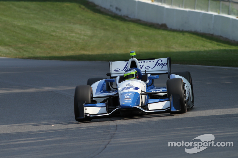 Carlos Huertas, Dale Coyne Racing Honda