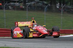 Sebastian Saavedra, Sebastian Saavedra, KV AFS Racing Chevrolet