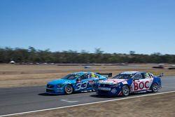 Scott McLaughlin, Polestar Racing Volvo S60 e Jason Bright, BOC Racing
