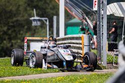Jules Szymkowiak, Van Amersfoort Racing Dallara F312 Volkswagen : Abandon