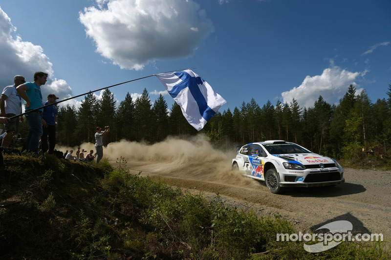 #19: Rally de Finlandia 2014