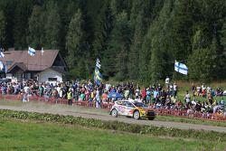 Karl Kruuda e Martin Jarveoja, Ford Fiesta R5