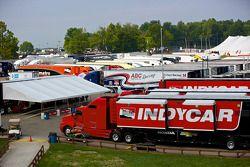 Paddoc Indy Car