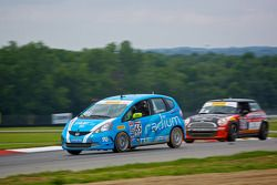 #65 Shea Racing Honda Fit: Paul Holton