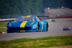 #10 DragonSpeed Ferrari 458 GT3 Italia: Henrik Hedman