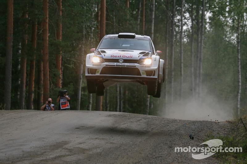 9. Rally de Finlandia 2014: 122,09 km/h