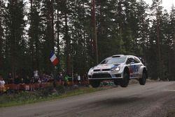 Sébastien Ogier en Julien Ingrassia, Volkswagen Polo WRC, Volkswagen Motorsport