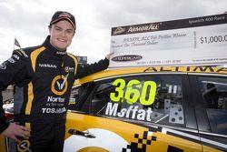 Il Vincitore della Pole James Moffat, Norton 360 Racing Nissan