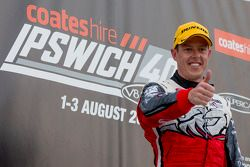 Winner James Courtney, Holden Racing Team