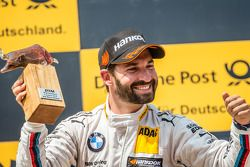 Podium: third place Timo Glock, BMW Team MTEK BMW M4 DTM
