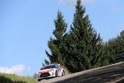 Sébastien Chardonnet和Thibault de la Haye, 雪铁龙DS3 R5