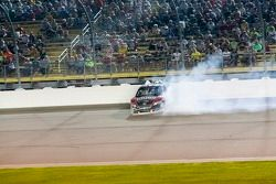 James Buescher crashes